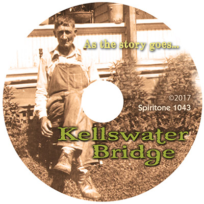 As the Story Goes - Kellswater Bridge, CD face