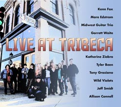 Live at Tribeca - Various Artists